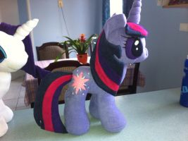 LRG Twilight Sparkle by SwiftStitchCreations