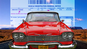 Classic Car Tax by monkeynutt