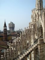 Milan01 by ForestGirlStock