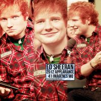 Photopack #5 - Ed Sheeran. by whereveryousmile