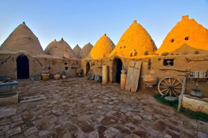 The Beehive Houses of Harran, Southeastern Turkey by CitizenFresh