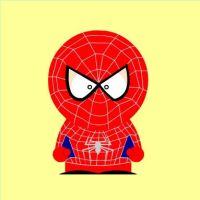 South Park, Spidey by GaryRoswell007