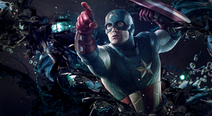 Captain America by Stealth14