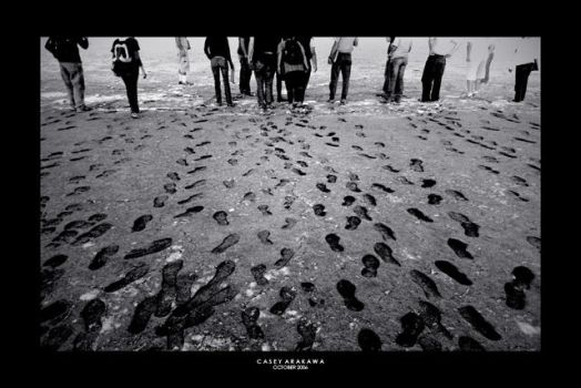 Our Footsteps by caseyboy