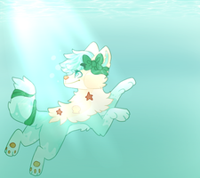 under the sea by Ieopards