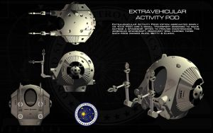 Eva Pod by unusualsuspex