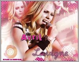 Avril Lavigne by Alice94