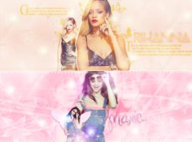 PSD HEADER by 13Directioners13