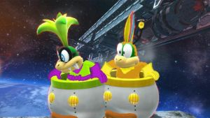 Iggy Dodgers and Cadet Lemmy in smash by Aso-Designer