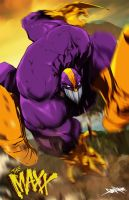 The Maxx by johnnymorbius