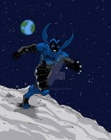 Blue Beetle by Sideways8Studios