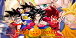 Son Goku chrome theme by Evil-Black-Sparx-77