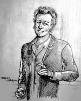 patrick jane by genesis-rdz