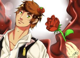 Hetalia~Spain by BaconLovingWizard