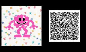 Freakyforms: Mr. Messy QR Code by nintendolover2010