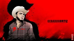 Gerardo Ortiz vector wallpaper by akyanyme