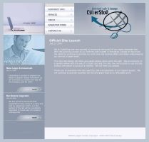CyberStop Internet Cafe by nfcwave