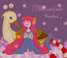 1900 watcher thanks by PvElephant