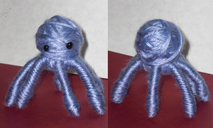 Octopus -1st Attempt- by 13anana