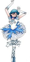 Sailor Mercury Snowflake by BishiLover16