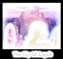 The City Of Angels by Creativeness