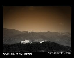 Samuil Fortress by mitatos