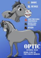 'Optic' For The Contest by Artistic-Fat-Hobbit