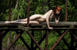 MSlygh 2nd Edition Crybaby Bridge by CameoMichelle