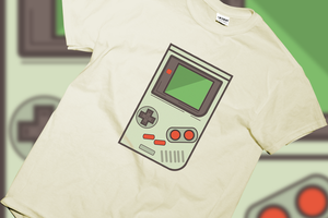 Game Boy by wordanscustomtshirts