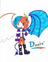 Little Donte by meworangenya22