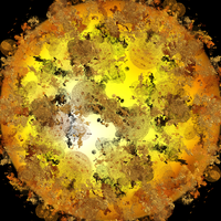 Sun Fractal by infinityfractals