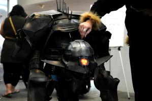 Otakon 2011 Ravage by DarkGyraen