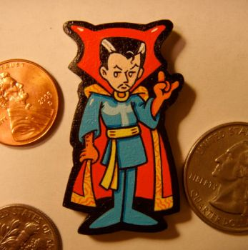 pocket strange by matt136