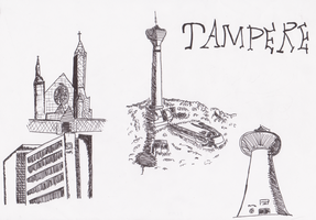 Finland Tampere by MS-Make