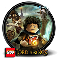 Lego Lord Of The Rings icon by kikofakiko