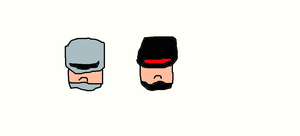 RoboCop past and present by Simpsonsfanatic33
