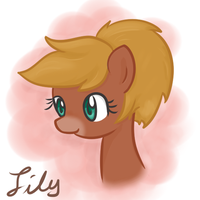 Lily by ijustloveit619