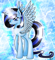 Ice Princess by N0M1