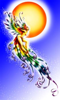 Bird of Paradise by redheaded-step-child
