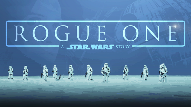 Rogue One: A Star Wars Story - Desktop Wallpaper by skauf99