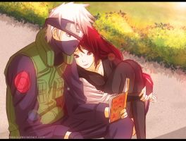 Kakashi x Bijin [Commission] by xCluBearx