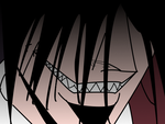 Alucard's Crazy Smile by Bojaking