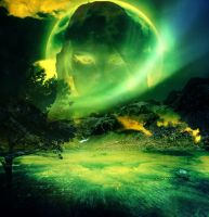 hauntingly green by Highstar16