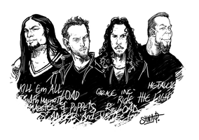 Metallica by Heri-Shinato