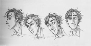 Ecrus - faces for animation by squonkhunter