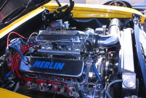 509 SS Engine by StallionDesigns