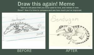 draw this again meme by Kitkat13194