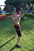 Ace cosplay Marineford by RedAceCosplay