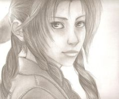 Aerith by Past-Chaser