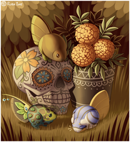 The Day of the Dead by Rubilight